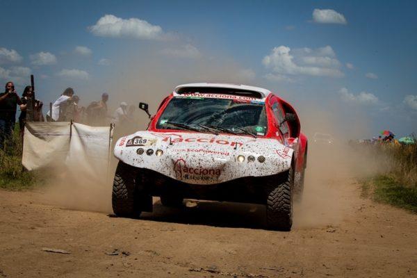Verificacions Dakar 2015 (Foto Jesús Renedo)