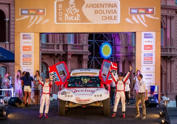 Sortida Dakar 2015 (Foto Jesús Renedo)