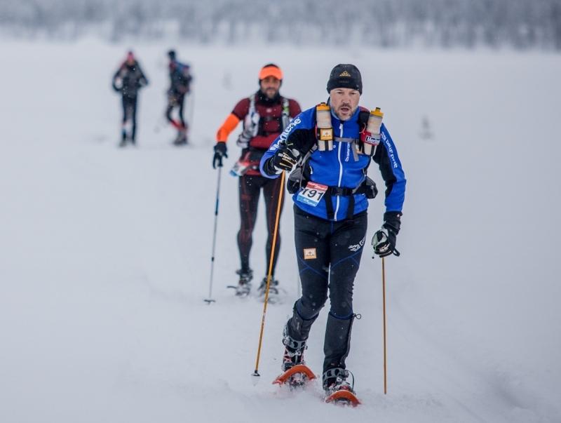ICE ULTRA (Swedish Lapland) February 2014