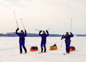 Albert Bosch, Proyecto The Last Ice