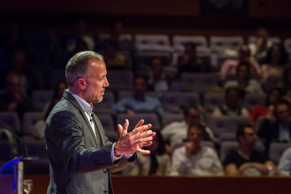 liderazgo, conferencia
