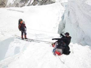 Everest, equipo