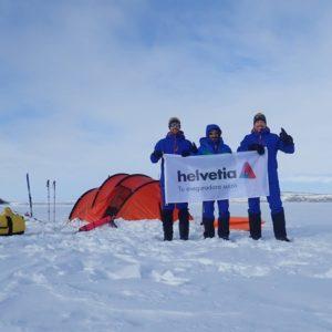 Albert Bosch, expediciones polares, helvetia