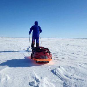 Albert Bosch, expediciones polares