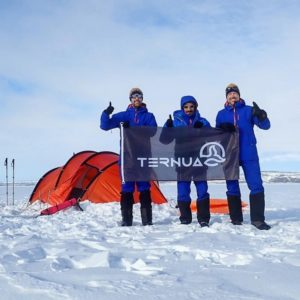 Albert Bosch, expediciones polares, Ternua