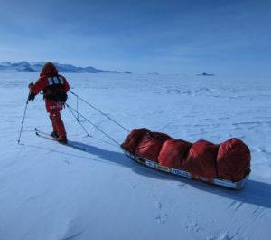 Antártida, Travesía Polar,